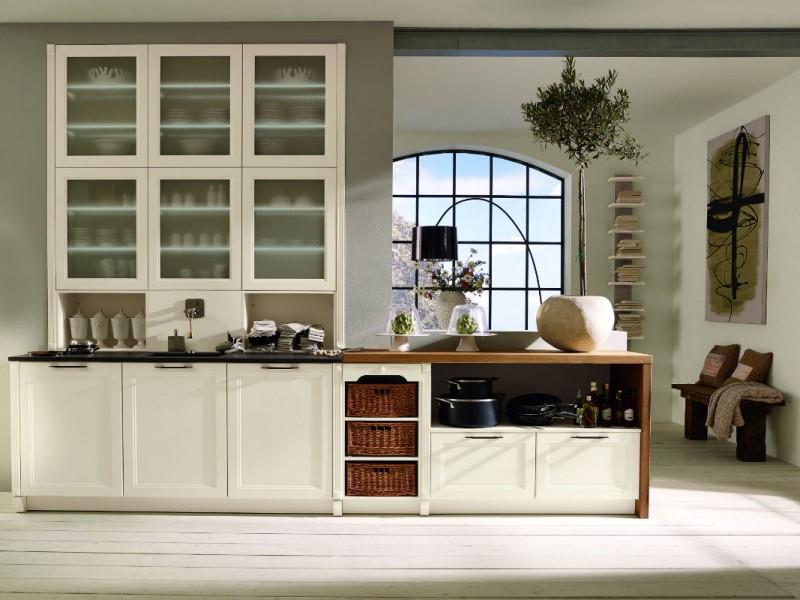 cuisine quip e style authentique bois lv concept cuisines. Black Bedroom Furniture Sets. Home Design Ideas