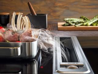 BORA ASPIRATION VERS LE BAS | LV Concept Cuisines